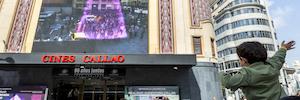 Callao City Lights y Wildbytes llevan la realidad aumentada de forma permanente a la Plaza del Callao