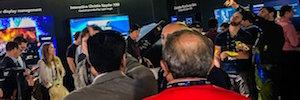Christie pone su tecnología visual de alto rendimiento en acción durante NAB 2017