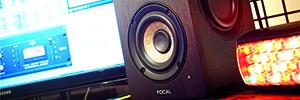 Focal Shape: innovadores monitores para escuchas de campo cercano