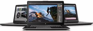 Realidad virtual, seguridad y movilidad para creadores digitales en las nuevas workstation de HP