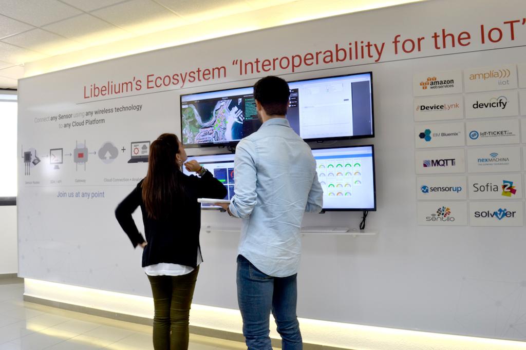 Libelium transforma su sede de zaragoza en un smart building con su plataforma iot - De sede showroom ...