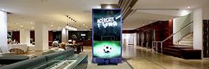 Reale Seguros combina la gamificación y el digital signage para acercar la marca a los empleados