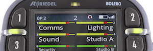 Riedel surprises at Prolight + Sound with Bolero wireless intercom solution