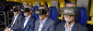 Parque Warner da un paso adelante en su experiencia de ocio y lleva la realidad virtual a una montaña rusa