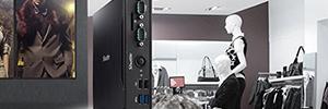 Shuttle DS77U: media player 4K sin ventilador para aplicaciones de digital signage