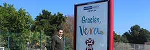 El Ayuntamiento de Vera apuesta por la cartelería digital para promocionar la zona