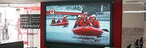 Dnp ayuda en las misiones de rescate de la Cruz Roja Filipina