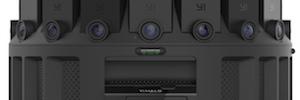 YI Halo: realidad virtual esteroscópica y tecnología Jump para profesionales creativos