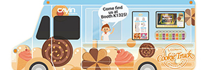Cayin mostrará en Computex Taipei 2017 soluciones de señalización digital para retail