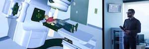 La tecnología de Christie aúna proyección y realidad virtual para ayudar a formar médicos