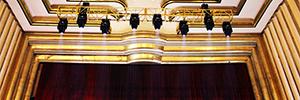 Claypaky ilumina el histórico Teatro Capitol de la Gran Vía madrileña