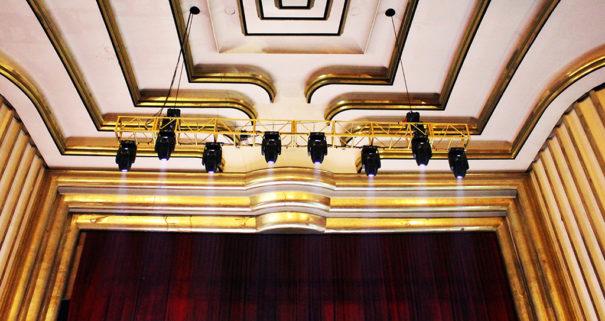 Claypaky ilumina Teatro Capitol de Madrid