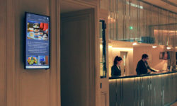 Eclipse Digital y Samsung hotel Park Tower Knightsbridge