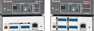 Extron extends its AXI interfaces expanding range audio with Dante