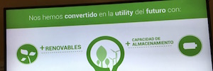 Iberdrola chooses the platform Aracast Tecco Digital Signage for internal communication channel