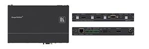 Kramer DIP-31M facilita la automatización de las salas de juntas de tamaño medio
