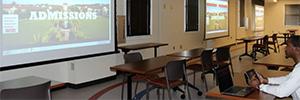 La Universidad de Valdosta pone en marcha un proyecto STEAM con la ayuda de Kramer