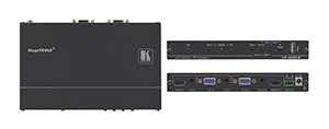 Kramer incorpora resolución 4K real a su escalador VP−426H2