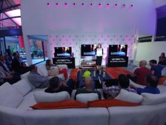LG OLED TV2017