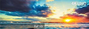 Macroservice da a conocer las nuevas pantallas de gran formato UHD 4K de Hyundai IT para digital signage