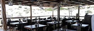 El restaurante Valentín Sancti Petri sonoriza sus instalaciones con FBT