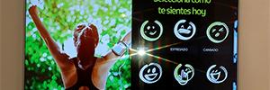 Movilok desarrolla una versión aplicada a gimnasios de su solución de digital signage interactivo