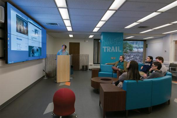 NEC Sala Trail Universidad de Washington