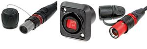 Neutrik OpticalCon MTP24: sistema de conexión para instalaciones audiovisuales