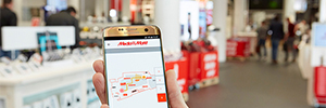 MediaMarkt Eindhoven implements an app to locate products using LED lighting