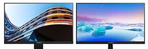 Philips optimiza la productividad corporativa en sus líneas de monitores S7 y V7