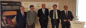 El Museo Arqueológico Nacional y Samsung replican la historia de España a una experiencia virtual
