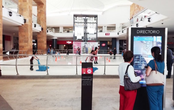 ViaDirect y Kolo centro comercial MundoE