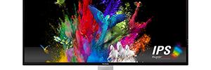 El monitor ViewSonic VX4380-4K combina resolución 4K con un bisel estrecho en una pantalla de 43 pulgadas