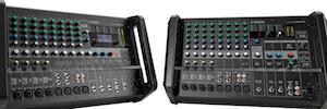 Yamaha EMX5 y EMX7: mesas de mezclas integradas con amplificadores de potencia