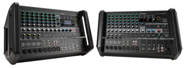 Yamaha EMX7 y EMX5