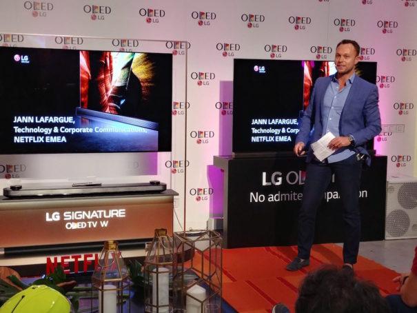 Yann Lafargue Netflix EMEA
