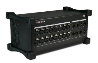 Allen-Heath dLive DX168 audio-technica iberia