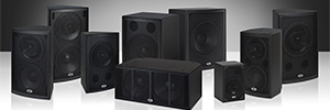 Crestron Vector: speakers for commercial applications and large spaces