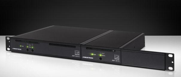 Crestron amplificador AMP-1200 y AMP-2100