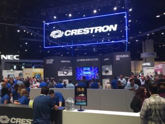 Crestron at Infocomm 2017