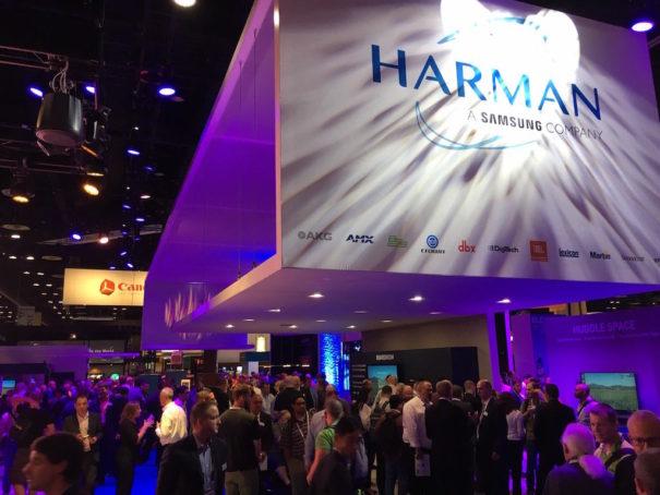 Harman AMX InfoComm2017