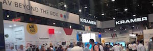 InfoComm 2017 Kramer chooses to present its management and control solution based on the cloud