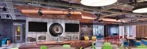Legamaster marca las pautas de equipamiento tecnológico para los nuevos espacios Workspace 3.0