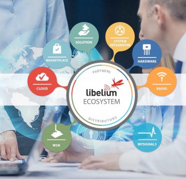 Libelium ecosistema IoT