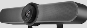 Logitech MeetUp: 4K video with optical systems for small meeting rooms