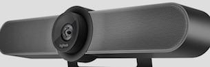 Logitech MeetUp: videoconferencia con sistemas ópticos 4K para pequeñas salas de reuniones