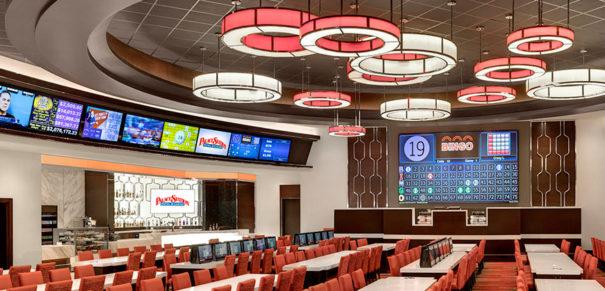 Nanolumens Palace Station Hotel y Casino Las Vegas