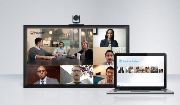 Polycom-Microsoft-RealConnect