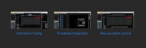 La version 2.10 de Powersoft Armonia mejora el proceso de medición y alineación de los sistemas de sonido