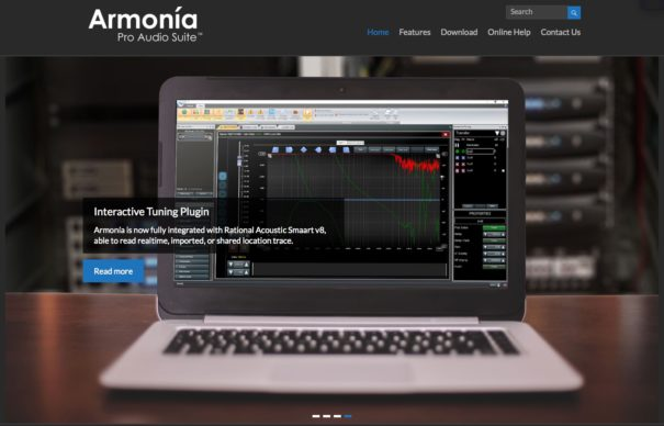 Powersoft Armonia